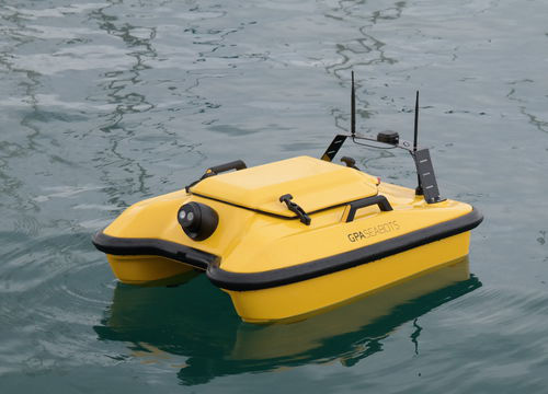 Drone marin